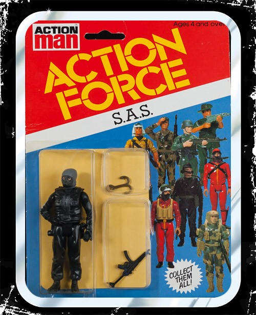 Nerd Base - Vintage and Modern Action Figures and Toys